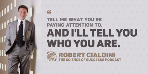 FTA - The Godfather of Influence, Dr. Robert Cialdini