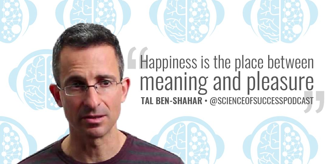 THe Paradox of Happiness - Why Pursuing It Makes You Less Happy & What You Can Do About It with Dr. Tal Ben Shahar