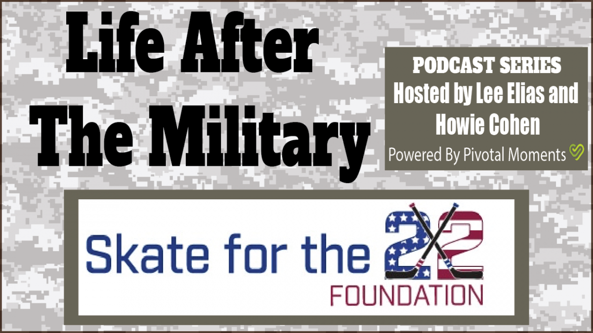 Crossing the Line of Departure: Life After The Military - Skate for the 22 Foundation