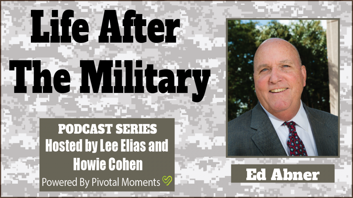 Crossing the Line of Departure: Life After The Military - Ed Abner