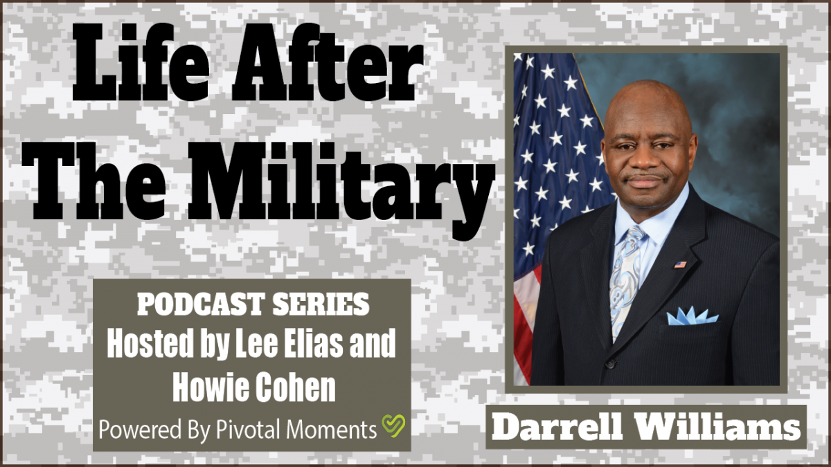 Life After The Military - Darrell Williams
